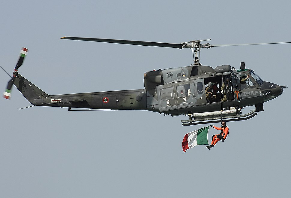 Agusta-Bell AB-212ICO, Italy - Air Force JP6596159