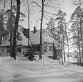 Ainola (suunnitellut arkkitehti Lars Sonck), 1940-1945, (D2005 167 6 131) Suomen valokuvataiteen museo.jpg