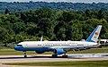 Air Force One at MSP Airport (50238015382).jpg