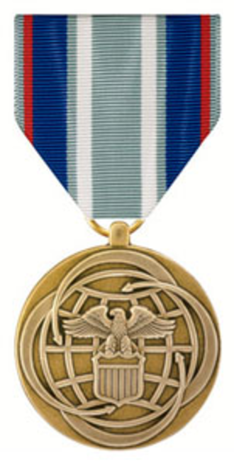 Air and Space Campaign Medal - Air and Space Campaign Medal