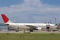 Airbus 300-622R on Tokushima airport (233648593).jpg