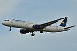 Airbus A321-200 Nouvelair (LBT) TS-IQA - MSN 970 (10297457493).jpg