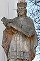 Ajka-Tósokberénd, Nepomuki Szent János-szobor 2021 09.jpg