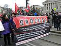 Aktionstag anlässlich des 100. Internationalen Frauentages - Neue demokratische Frau.jpg