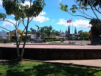 Cantons of Costa Rica - Image: Alajuela, Costa Rica Juan Park
