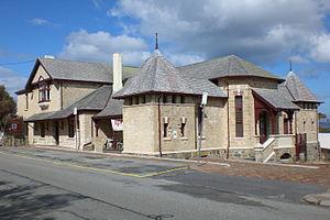 Albany Cottage Hospital - Albany Cottage Hospital, 2008