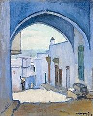 La Citadelle à Tanger