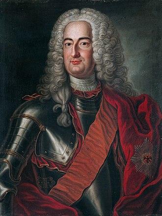 Albert Wolfgang, Count of Schaumburg-Lippe - Albert Wolfgang, Count of Schaumburg-Lippe