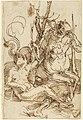 Albrecht Dürer, The Centaur Family, 1505, NGA 69964.jpg