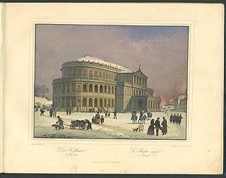 Königliches Hoftheater Dresden German opera house