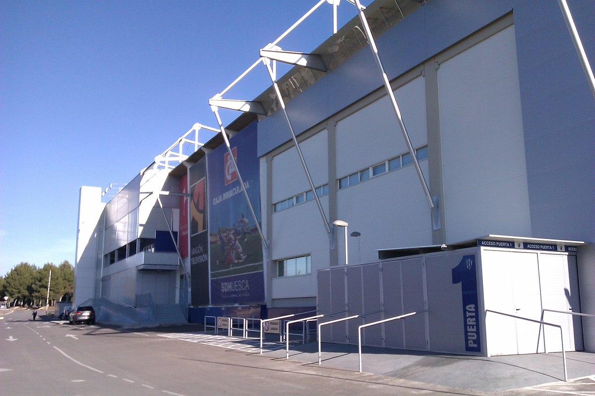 Estadio_El_Alcoraz on Attendance Record