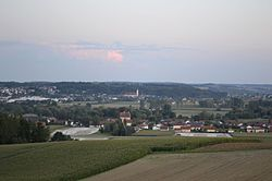 Aldersbach in the evening, 2011.JPG