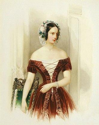 Prince Frederick William of Hesse-Kassel - Another image of Alexandra Nikolaevna