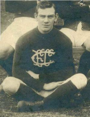 1906 VFL season - Carlton premiership player Alex Lang