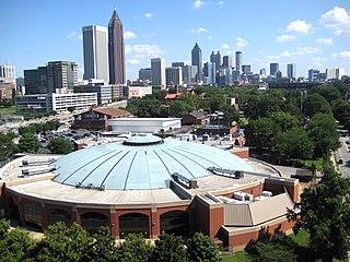 McCamish Pavilion An indoor arena at Atlanta, Georgia