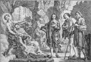 William Mason (poet) - The death of Alexander Pope from Museus, a threnody by Mason, published in 1747
