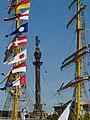Alexander von Humboldt II - Monument a Colom P1200895.jpg