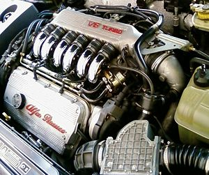 Alfa Romeo GTV and Spider - 2.0L V6 12V Turbo