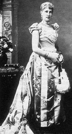 Alice Heine - Alice Heine (c. 1890)
