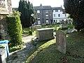 All Saints', Lewes, churchyard (XI) - geograph.org.uk - 2706330.jpg