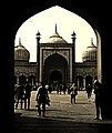 Allah's home - Jama Masjid.jpg