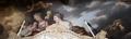 Allegori över Konung Karl XIs födelse (David Klöcker Ehrenstrahl) - Nationalmuseum - 174863.tif