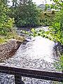 Allt Mor meets the River Tummel - geograph.org.uk - 1504375.jpg