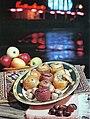 Alma dolması Azerbaijani cuisine.jpg