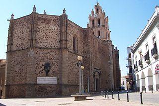 Almendralejo Municipality in Extremadura, Spain