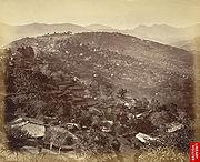 Almora, 1860s