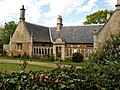 Almshouses - Belton (nr Grantham), Lincolnshire, England.jpg