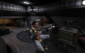 Screenshot of Alpha 35