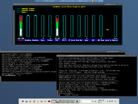 Screenshot di Advanced Linux Sound Architecture