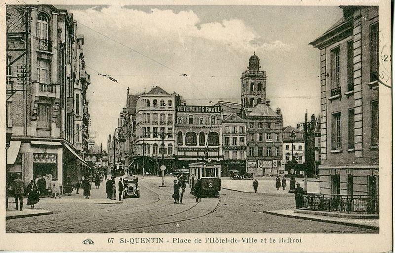 Hotel Saint Quentin France