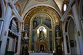 Altar major de l'església de sant Vicent Ferrer de l'Atzúvia.JPG