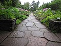 Aménagement paysager, dans les Jardins de Métis, Grand-Métis, Qc - panoramio (10).jpg