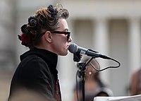 Amanda Palmer Open Piano for Refugees Vienna 2019 06.jpg