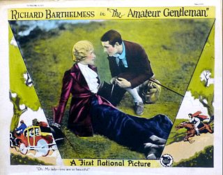 <i>The Amateur Gentleman</i> (1926 film) 1926 film
