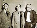 America's Leaders Discuss War Needs in Radio Program, 1942 (34757926855).jpg