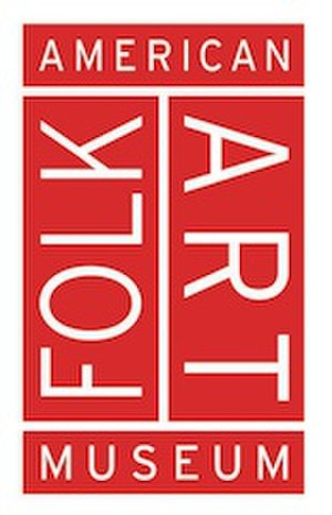 American Folk Art Museum - Image: American Folk Art Museum's Red Logo