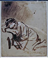 Amsterdam - Late Rembrandt Exposition 2015 - Young Woman Sleeping 1654 A.jpg