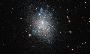 NGC 5477 - Image: An archetypal dwarf galaxy