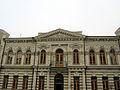 An old facade - David the Builder Avenue, Tbilisi.JPG