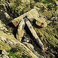 Anchor, Ballymacormick Point - geograph.org.uk - 806737.jpg