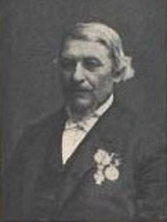 Anders Petersen (historian) - Image: Anders Petersen 1827