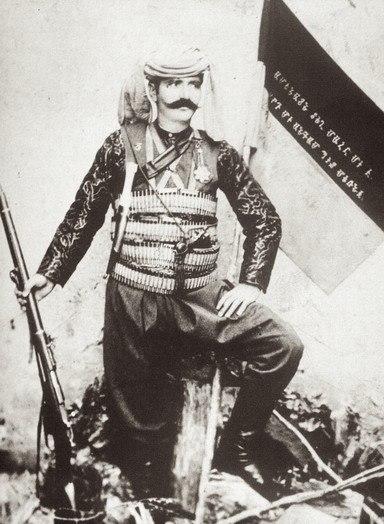 Andranik fedayee
