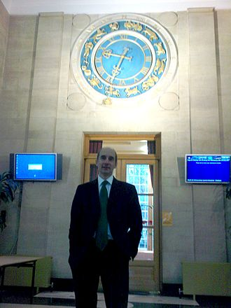 Andrew Adonis, Baron Adonis - Adonis in Bristol in 2011