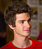 Andrew Garfield ed Emma Stone al panel di The Amazing Spider-Man al San Diego Comic-Con.