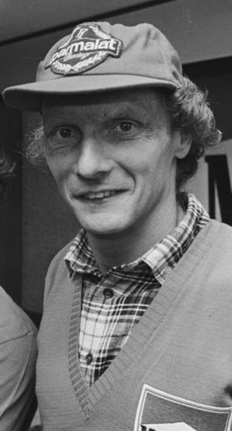 1984 Formula One World Championship - Niki Lauda won his 3rd and final Drivers' Championship by half a point