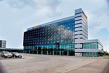 Ekaterinburg Koltsovo Airport-2003–present-Angelo Hotel Yekaterinburg